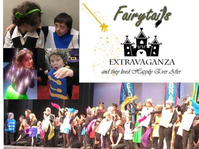Extravaganza collage