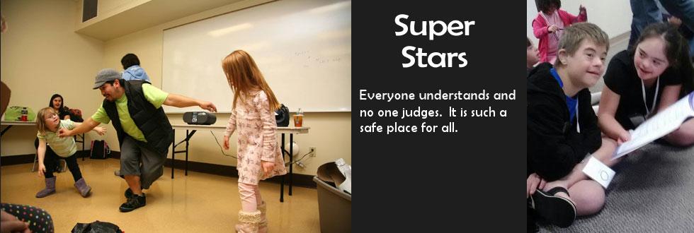 Super Stars banner
